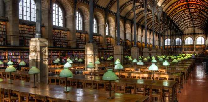 archivum - beautiful_libraries_paris