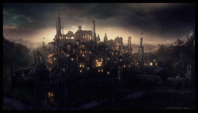 """Képtalálat a következőre: """"dark medieval castle"""""""