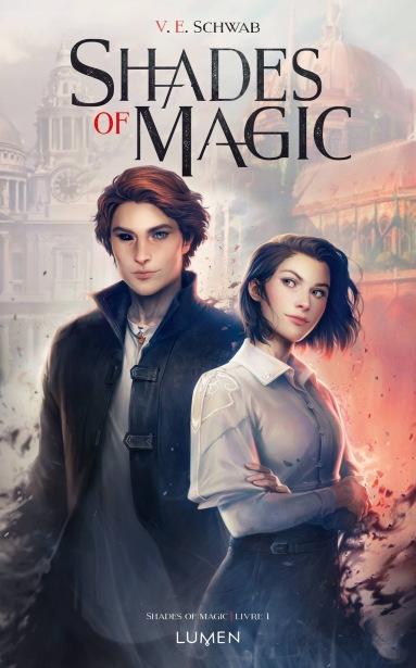 A Darker Shade of Magic francia kiadás