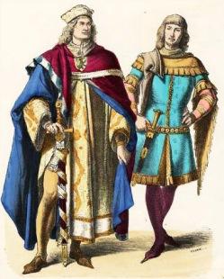 14thcentury-clothing-germany